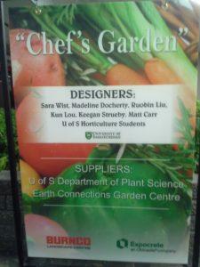 Chef's Garden for gardenscapes