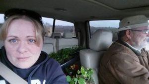 Delivering Seedlings