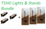 T5HO Lights & Stands Bundle