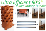 Ultra Efficient 80 Watt Deluxe Indoor Bundle